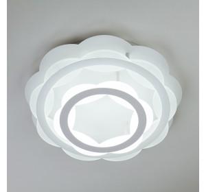 Потолочный светильник Евросвет 90076/2 белый
