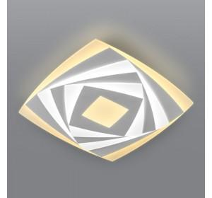 Потолочный светильник Евросвет 90213/1 белый