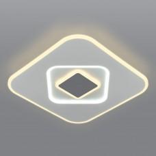 Потолочный светильник Евросвет 90218/1 белый/сер