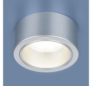 Точечный светильник 1070 GX53 SL серебро