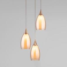 Подвесной светильник Евросвет 50085/3 золото