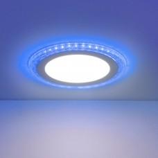 Встраиваемый светильник DLR024 10W 4200K / Blue