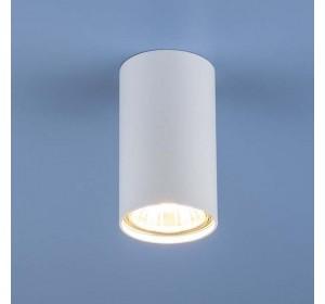 Точечный светильник 1081 GU10 WH белый