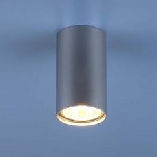 Точечный светильник 1081 GU10 SL серебро
