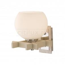 Бра Citilux CL114312 Нарита Белый+Хром Тест