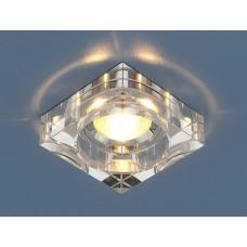 Точечный светильник 9171 MR16 SL зеркальный серебро