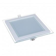 Встраиваемый светильник DLKS200 18W 4200K белый
