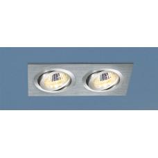 Точечный светильник 1011/2 CH хром