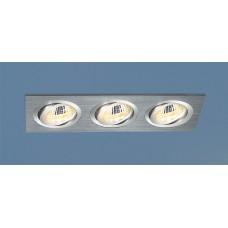 Точечный светильник 1011/3 CH хром