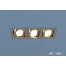Точечный светильник 1021/3 CH хром