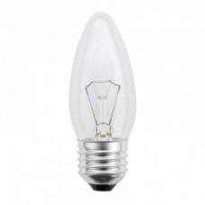 Лампа накаливания Е27 40W свеча