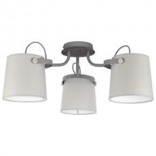 Потолочный светильник TK Lighting 1263 Click Gray