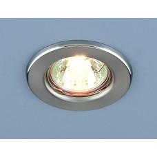 Точечный светильник 9210 MR16 SCH хром сатин