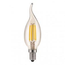 Лампа светодиодная ES свеча/в BL130 7W 3300K E14