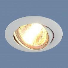 Точечный светильник 104S MR16 CH белый